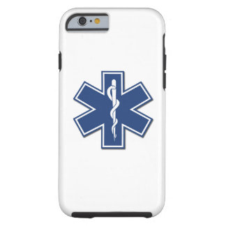 EMS Star of Life Tough iPhone 6 Case