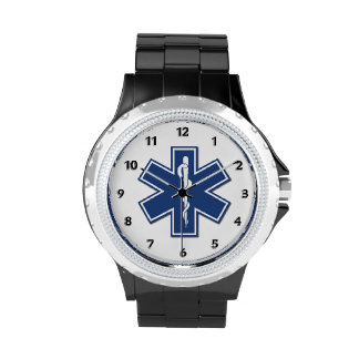 EMS Star of Life Wristwatches