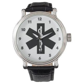 EMS Star Wrist Watch