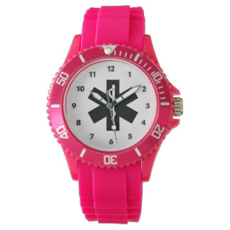EMS Star Wristwatch