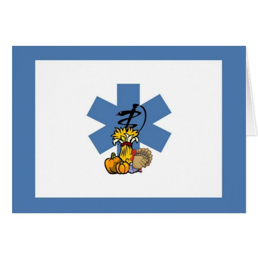 EMS Thanksgiving Card