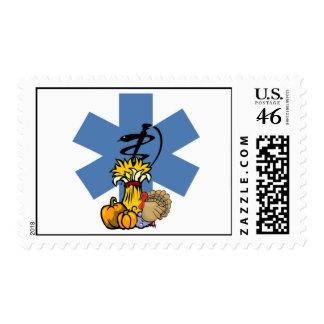 EMS Thanksgiving Postage Stamp