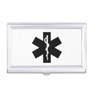 EMS Theme Case For Business Cards