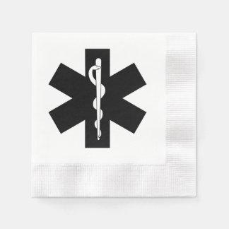 EMS Theme Paper Napkin