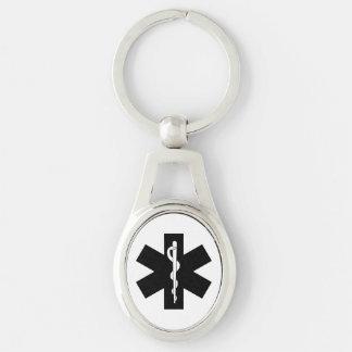 EMS Theme Key Chains