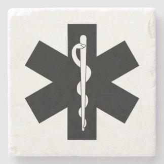 EMS Theme Stone Coaster