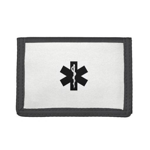 EMS Theme Trifold Wallet