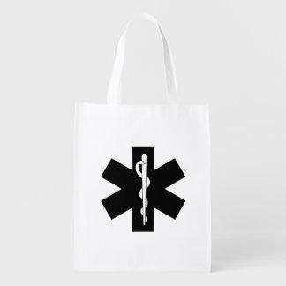 EMS Theme Grocery Bag