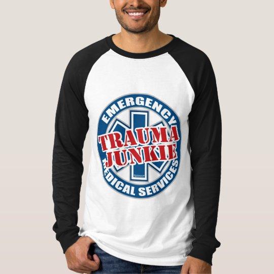 EMS Trauma Junkie T-Shirt