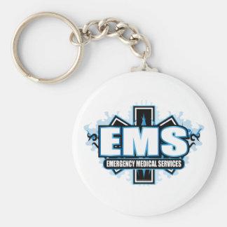 EMS Tribal Keychain