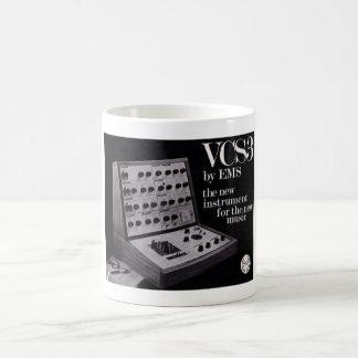 EMS VCS3 Synthesizer Classic White Coffee Mug