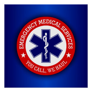 EMS (You Call, We Haul) Poster