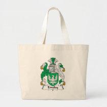 Emsley Family Crest Bag