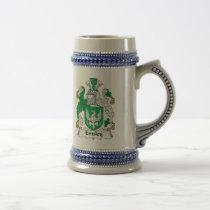Emsley Family Crest Mug