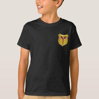 EMT-1-V-1 Pocket Only T-Shirt