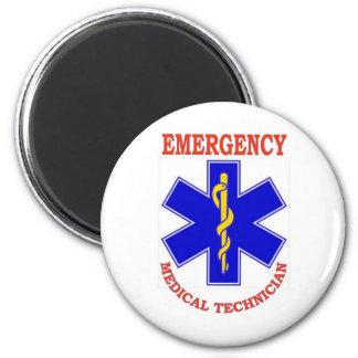 EMT 2 INCH ROUND MAGNET