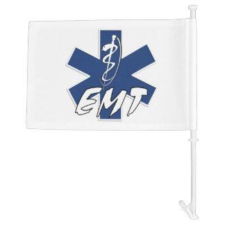 EMT Active Car Flag