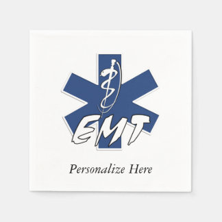 EMT Active Disposable Napkins