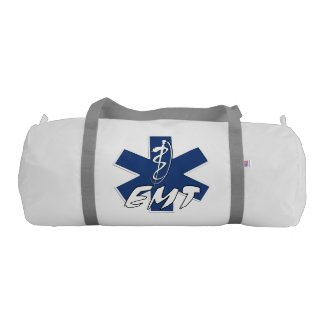EMT's Make A Difference when seconds count so be ready by packing our EMS personalized tote bags with your equipment, uniforms and supplies!