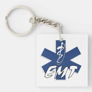 EMT Active Acrylic Keychains