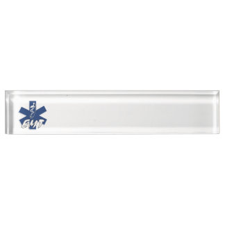 EMT Active Name Plate