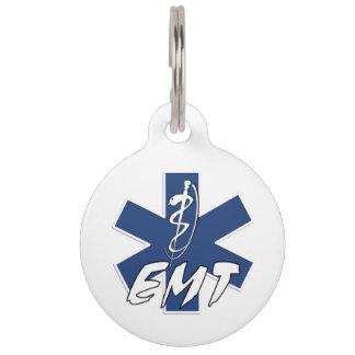 EMT Active Pet Tags