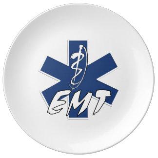 EMT Active Porcelain Plate