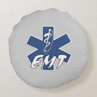 EMT Active Round Pillow