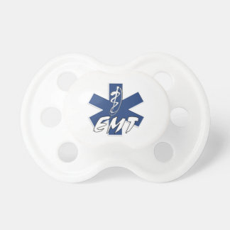 EMT Active Star of Life BooginHead Pacifier
