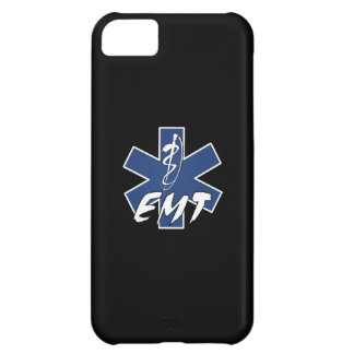 EMT Active Star of Life Cover For iPhone 5C