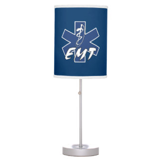 EMT Active Star of Life Table Lamp