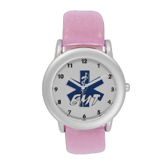 EMT Active Star of Life Watches