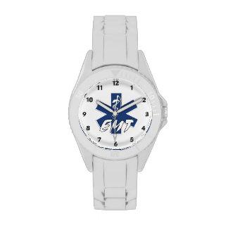 EMT Active Star of Life Wrist Watch