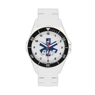 EMT Active Star of Life Wrist Watches