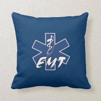 EMT Active Throw Pillow