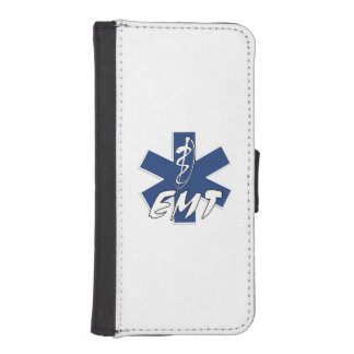 EMT Active Wallet Phone Case For iPhone SE/5/5s