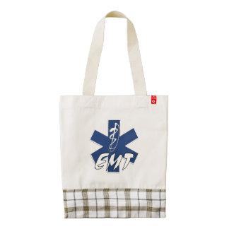 EMT Active Zazzle HEART Tote Bag