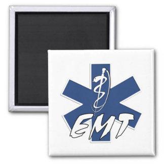 EMT Activet 2 Inch Square Magnet