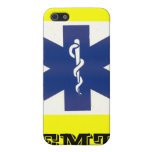 EMT and symbol iPhone 5 Covers