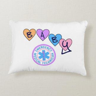 EMT Baby Decorative Pillow