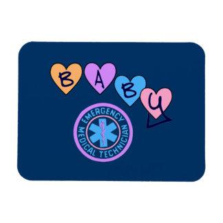 EMT Baby Star Of Life Magnet