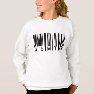 EMT Barcode Sweatshirt