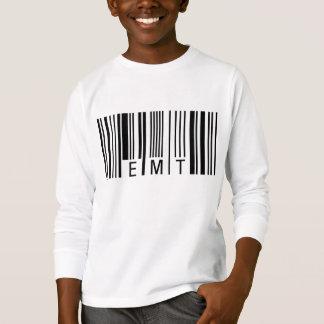 EMT Barcode T-Shirt