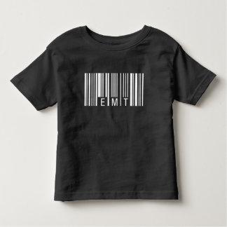 EMT Barcode Toddler T-shirt