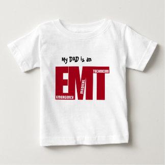 EMT BIG RED - EMERGENCY MEDICAL TECHNICIAN BABY T-Shirt