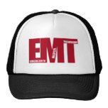EMT BIG RED - EMERGENCY MEDICAL TECHNICIAN HATS