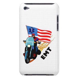 EMT Biker Barely There iPod Cases