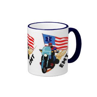 EMT Biker Coffee Mug
