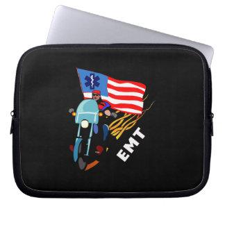 EMT Biker Computer Sleeves