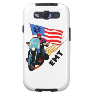 EMT Biker Galaxy S3 Cases